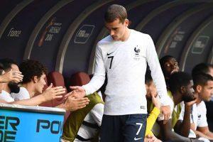 Griezmann : di mana ingin bermain ketika meninggalkan Atletico