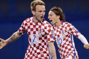 Ivan Rakitic Dan Luca Modrid,Gelandang Terbaik di Piala Dunia 2018