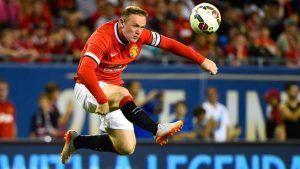 Manchester United mengirim tweet ke Wayne Rooney