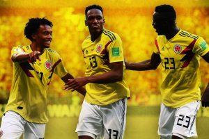 Piala Dunia 2018: Kolombia menjadi ancaman bagi Inggris