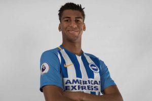 Bernando Fernandes Resmi Berseragam Brighton & Hove Albion