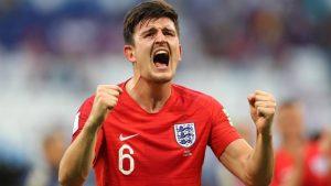 Man United Kepincut Penampilan Harry Maguire Di Piala Dunia 2018
