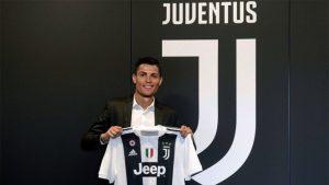 Gabung Juventus, Ronaldo Jadi Pemain Termahal Yang Pernah Mendarat Di Turin