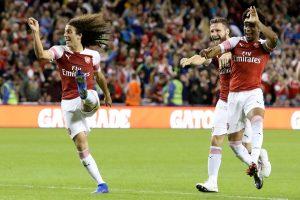 Chelsea Tunduk Lewat Adu Pinalti Melawan Arsenal