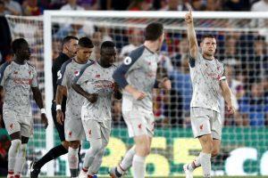 Menang 2-0 Atas Crystal Palace, Liverpool Kantongi 2 Kemenangan Di Awal Musim