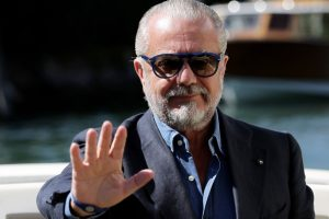 Presiden Napoli, Juventus Tidak Pantas Membeli Ronaldo