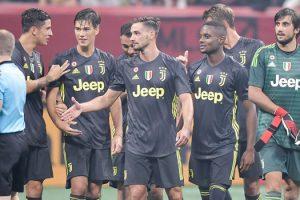 Real Madrid Taklukan Juventus Dalam Laga Pramusim