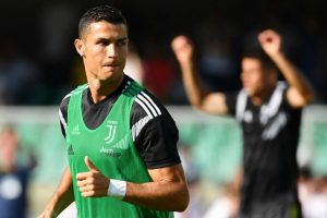 Meski Bintang Besar, Ronaldo Tetap Akan Mengisi Bangku Cadangan