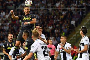 Christiano Ronaldo Mengalami Masa Sulit Bermain Di Serie A