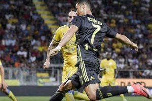 Hasil Pertandingan Frosinone VS Juventus : Juventus Semakin Tak Terbendung