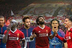 Laga Liverpool VS Paris Saint-Germain (PSG), Roberto Firmino Jadi Pembawa Kemenangan Untuk Liverpool