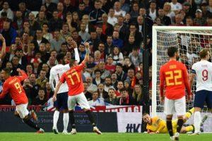 Spanyol Berhasil Taklukan Inggris Dalam Laga UEFA Nation League