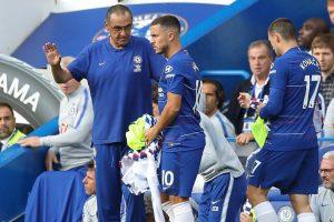 Eden Hazard Merasa Sangat Senang Dengan Sarri