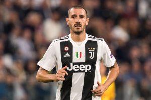 Demi Juventus, Bonucci Tolak Pinangan Manchester United