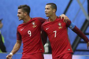 Tanpa Ronaldo, Portugal Andalkan Andre Silva Di Masa Depan