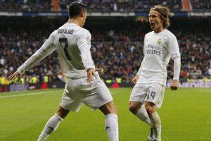 Luka Modric Akui Memiliki Hubungan Yang Sangat Baik Dengan Ronaldo