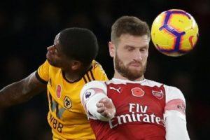 Hasil Pertandingan Arsenal Vs Wolves : The Gunners Harus Puas Dengan Score Imbang