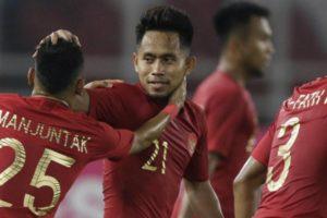 Klasemen Sementara Grup B Piala AFF 2018, Timnas Indonesia Posisi Kedua