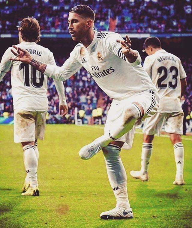 Sergio Ramos Diceemooh Dejan Lovren, Begini Tanggapannya !