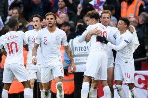 Kane:Dukungan Suporter Kunci Kemenangan Inggris