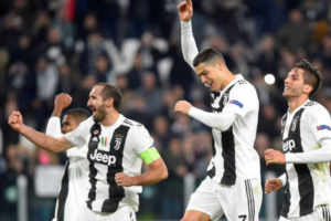 Rekor Baru Ronaldo Saat Juventus Menang Tipis 1-0 Atas Valencia