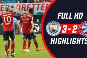 Usaha Keras Berbuah Manis, Manchester City mengalahkan Bayern Munchen