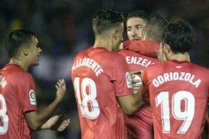 Debut Pertama Santiago Solari Membawa Real Madrid Bangkit