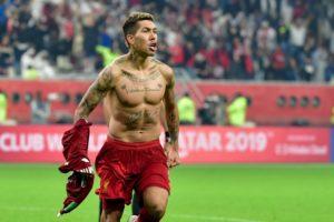 Apresiasi Dari Jamie Carragher Untuk Pemain Liverpool Roberto Firmino