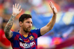 Manchester City Tawarkan Masalah Kontrak Dengan Lionel Messi