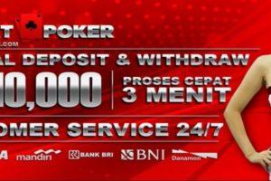 Rakyatpoker Situs Judi Poker Online Kesempatan Cuan Terbesar